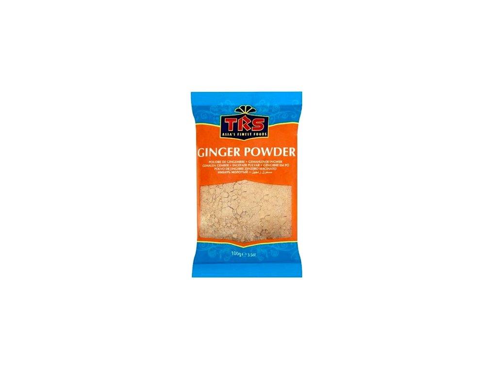 ZÁZVOR MLETÝ, Ginger powder TRS 100g