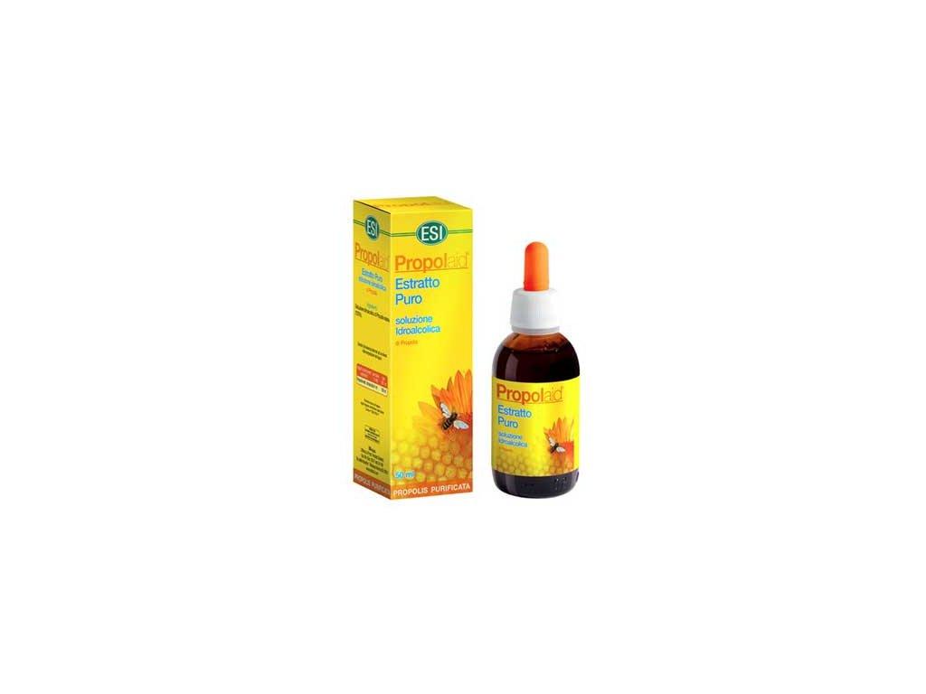 Propolisové kapky alkoholové 1:3 Propolaid ESI 50ml