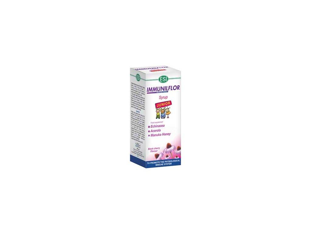 Echinaceový sirup Imuniflor junior Echinaid ESI 200ml