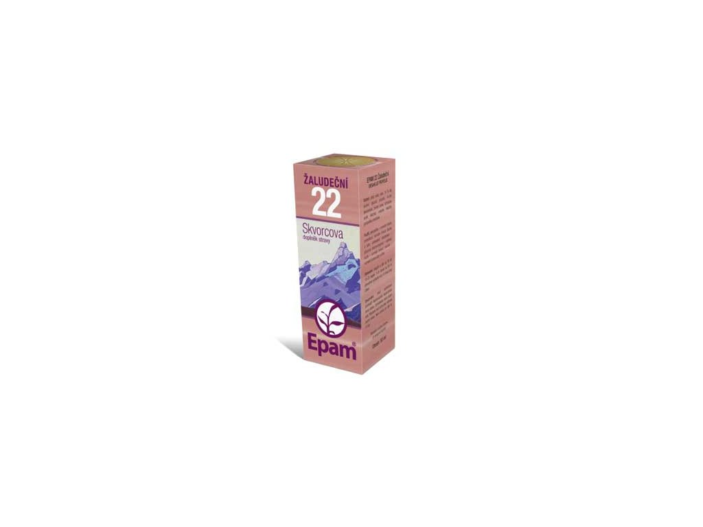 Epam 22 - žaludeční 50ml