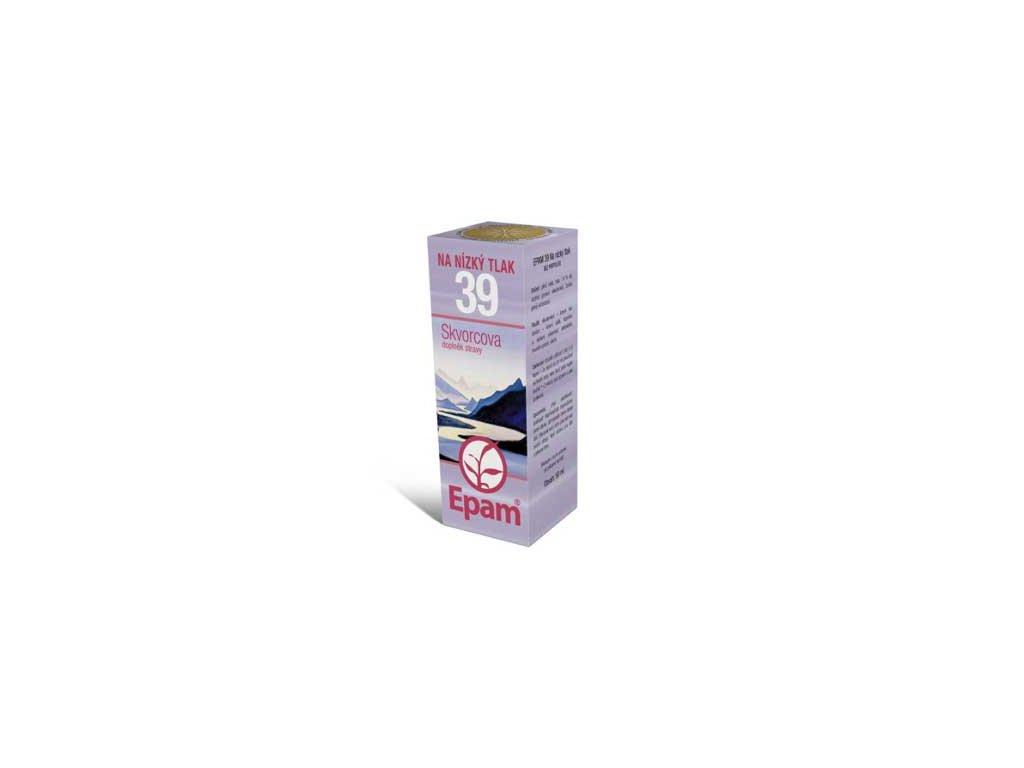 Epam 39 - na nízký tlak 50ml