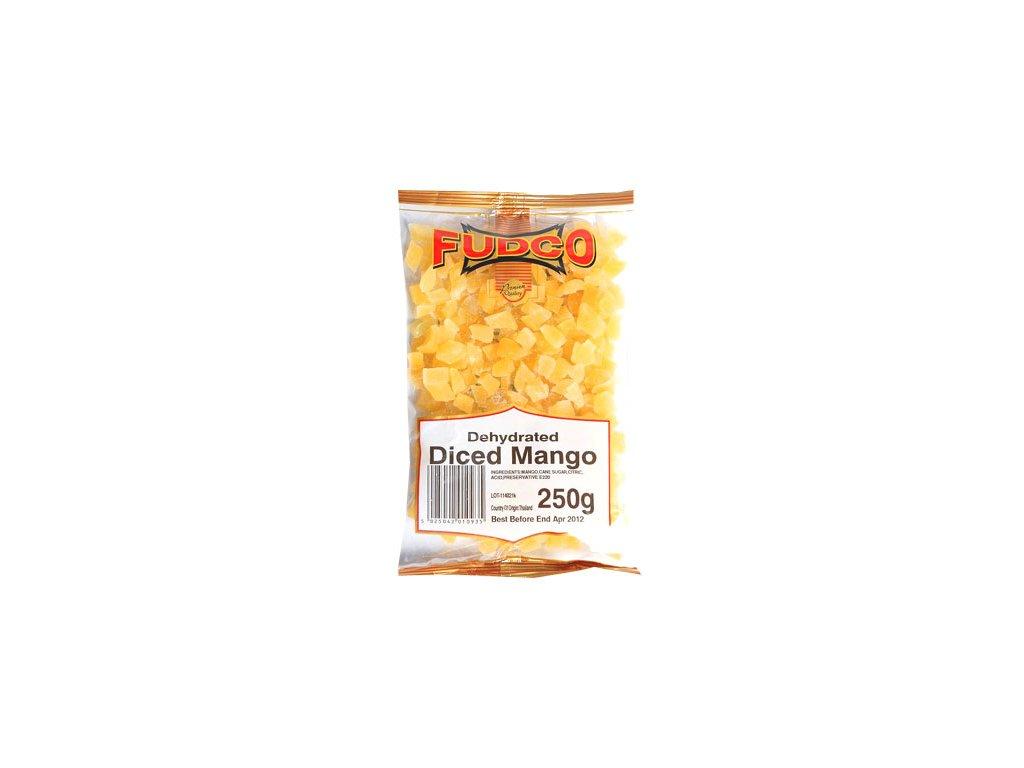 Mango kostky 250g FUDCO