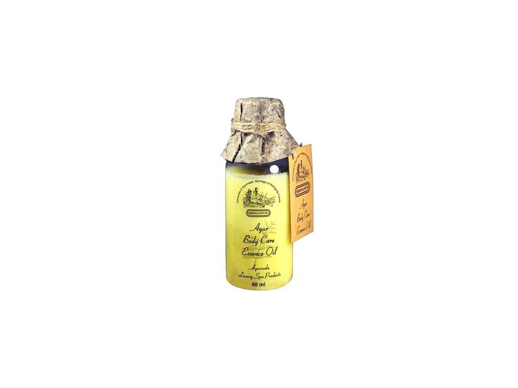 AYUR  BODY CARE ESSENCE OIL, Tělový olej 60ml