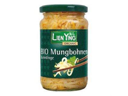 Bio fazole mungo naklíčené bezlepkové Lien Ying 330g