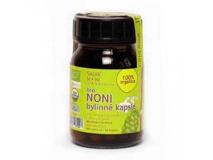 Bio Noni (Morinda citrifolia) SALVA® Noni  60 kapslí