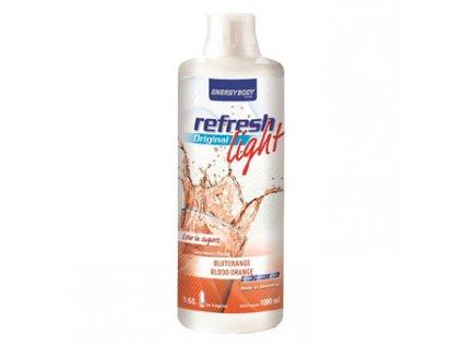 Refresh Light Original 1L červený pomeranč Energy Body
