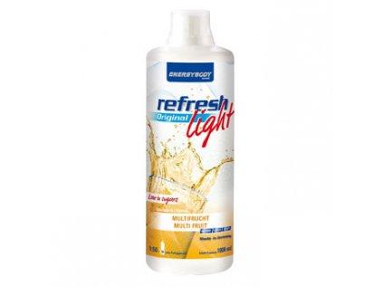 Refresh Light Original 1L Multivitamín Energy Body