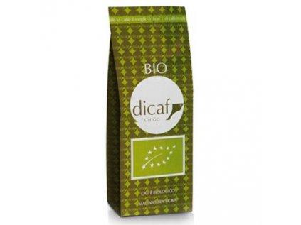 Káva pražená mletá DICAF 250g BIO