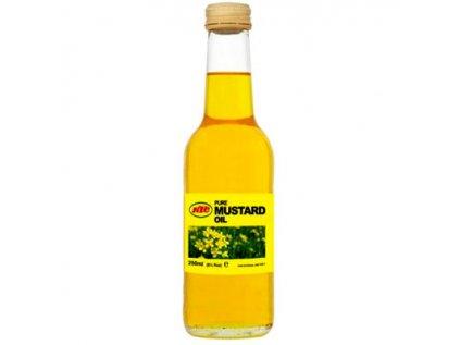 Hořčičný olej, Mustard oil 250ml