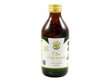 Chia semínka - Salvia hispanica kapsle 190ks