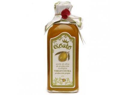 Extra panenský olivový olej Bio ECOATO 500ml
