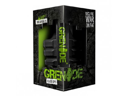 grenade black