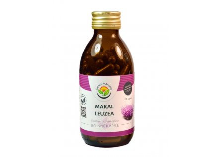 Maral - Leuzea kapsle