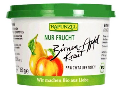 Bio hruškovo jablečná povidla bez cukru 250g
