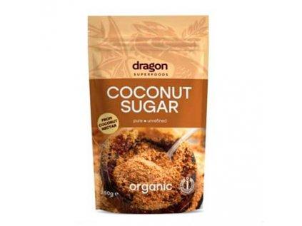 Kokosový cukr organic 250g Dragon Superfoods