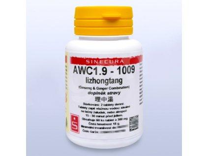 AWC1.9 - lizhongtang - 60 tablet