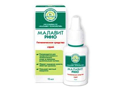 Malavit nosní sprej 15ml