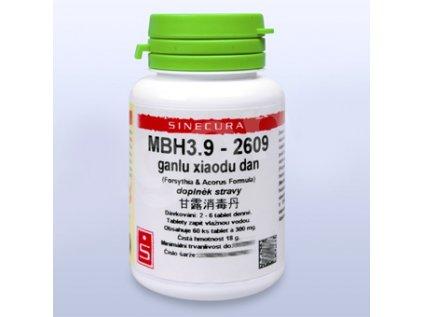 MBH3.9 - ganlu xiaodu dan - pian/tablety