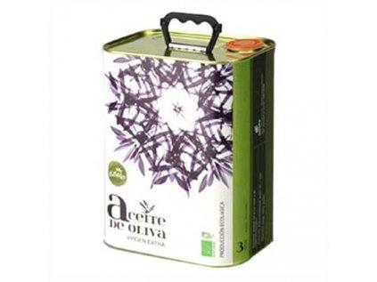 Extra panenský olivový olej Bio ECOATO 3l