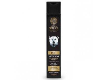 N.S. MEN Osvěžující sprchový gel Bílý Medvěd pro muže 250ml