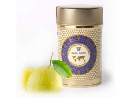Metropolitan sypaný čaj Earl Grey s bergamotem 60g, sleva 50% EXP 10/20