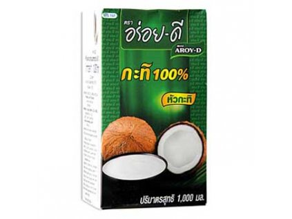 kokosove mleko aroyD