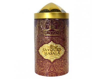 Savoury Masala, Černý sypaný čaj s kořením 125 g RISTON