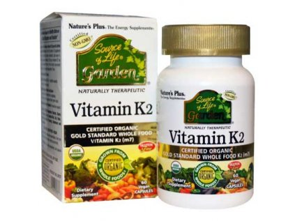 Vitamin K2 (m7) 120mg - 60tablet Nature´s Plus