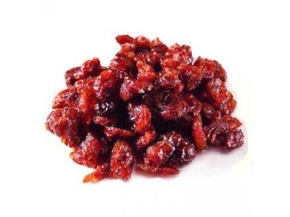 Brusinky slazené jablečnou šťávou BIO 1kg Lifefood