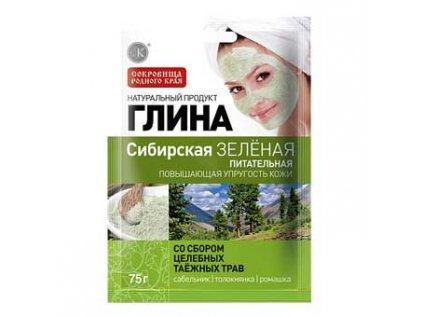 sibirsky zeleny jil