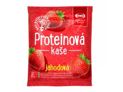 proteinova kase jahodova