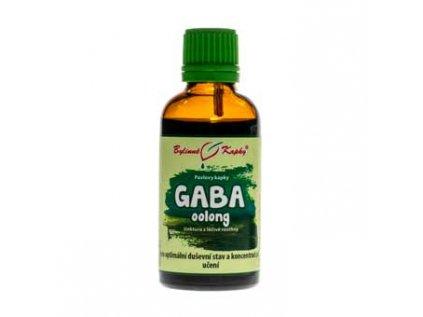 GABA ambet  - bylinné kapky (tinktura) 50ml