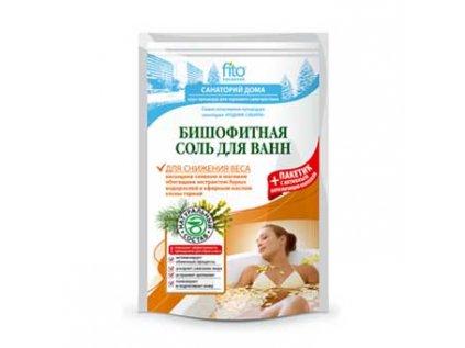 Domácí lázně - Bišofit sůl do koupele na snížení váhy  530g