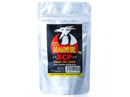 Scovilla Dragonfire XCP Chili Pulver 100g, 80.000 Scoville 100g