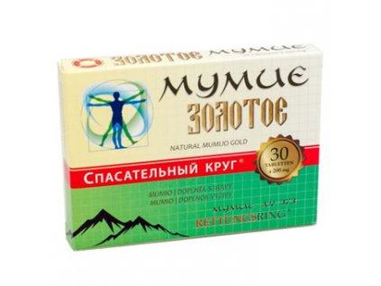 Mumio Zlaté, Altajské Záchranný Kruh® 30tbl.
