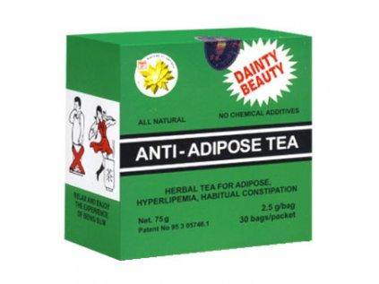 Anti ADIPOSE čaj na hubnutí 30 sáčků x 2,5g