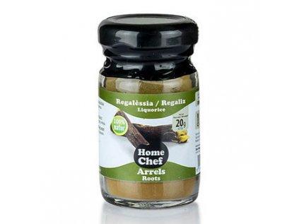 Lékořice prášek - Sladké dřevo, Home Chef, Sosa 20g
