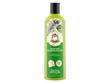 Šampon posilující Agafia 280ml