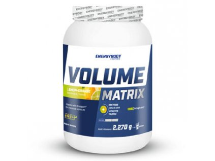 Volume Matrix 2,27 kg Pomeranč-Citron Energy Body