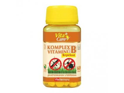 Komplex vitaminů B Repelent