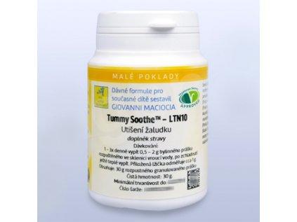 Utišení žaludku a bříška - keli/rozpustné granulky 30g LTN10