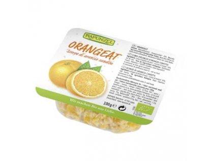 Kandovaná pomerančová kůra Bio Rapunzel 100g