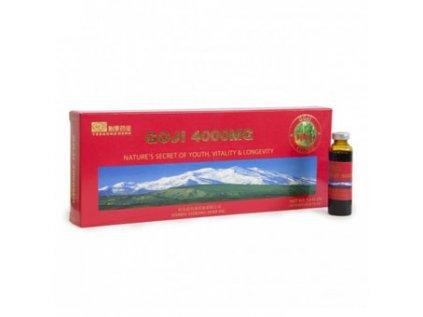 Goji (Kustovnice čínská) 4000 mg v ampulích 10x10 ml (Lycium Chinense)