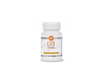 Vitamin D3 Epigemic® (150 kapslí) - doplněk stravy 0354