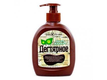 Mýdlo tekuté s březovým dehtem Nevskaya Cosmetics 300ml