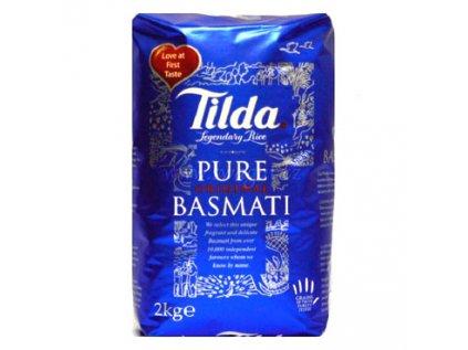 Rýže Basmati TILDA 2kg