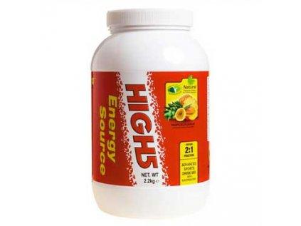 EnergySource - Energetický nápoj s elektrolyty v prášku (Letní ovoce) 1kg
