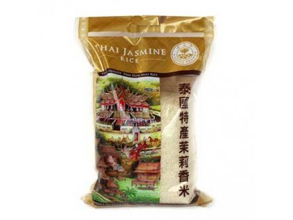 Jasmínová rýže Lotus, Thajsko, Jasmine Rice Thai  4,5kg