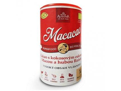 Bio macacao (kakao, maca reishi) s kokosovým cukrem 210g