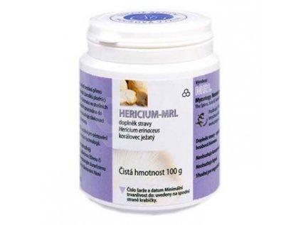Hericium MRL mycélium/biomasa 100g
